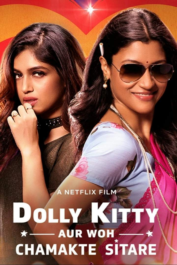 Dolly Kitty Aur Woh Chamakte Sitare (2020) [Indian]