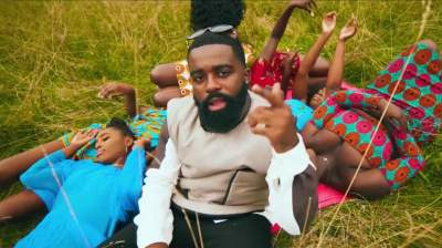 Video: Afro B - Melanin