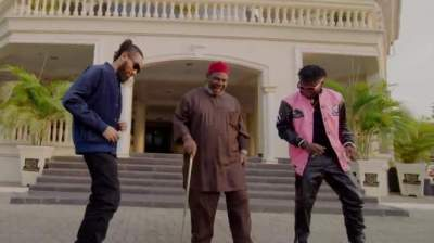 Video: DJ Kaywise - High Way (feat. Phyno) [Starr. Pete Edochie]
