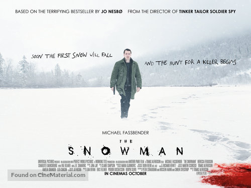 The Snowman (2017) [HC]