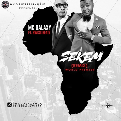 MC Galaxy - Sekem (Remix) (feat. Swizz Beatz)