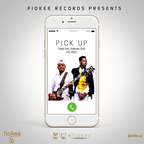 Fiokee - Pick Up (Guitar Cover) (feat. Adekunle Gold)