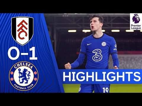 Video: Fulham 0 - 1 Chelsea (Jan-16-2021) Premier League Highlights