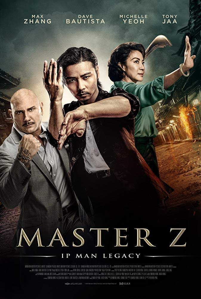 Master Z: Ip Man Legacy (2018) [HC-HDRip] [Chinese]