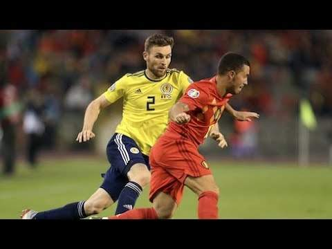 Belgium 3 - 0 Scotland (Jun-11-2019)Euro Qualifiers Highlights