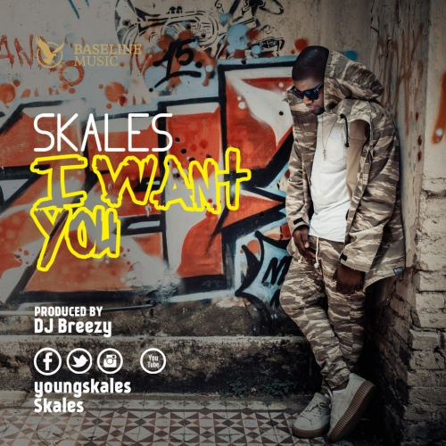 Skales - I Want You