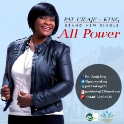 Pat Uwaje-King - All Power
