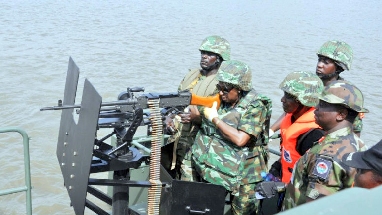 Soldiers Rescue NNPC Exploration Crew Abducted By Boko Haram