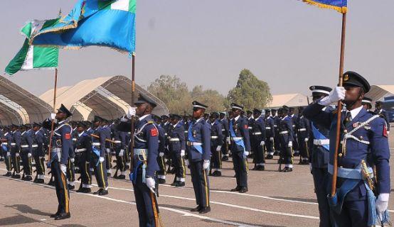 RECRUITMENT: Nigerian Air Force Airmen & Airwomen 2017