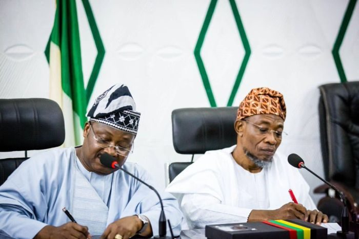 Oyo & Osun State Government Disburses N250m Each To End LAUTECH Crisis
