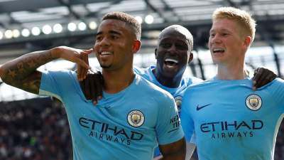 Man City Crowned Most Expensive Squad in Football (See Top 10)