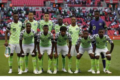 Russia 2018: Behold, Nigeria's 23-Man Army