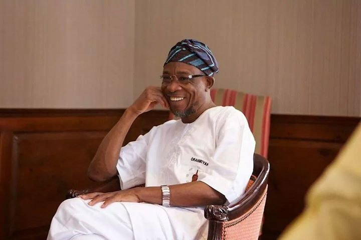 """Aregbesola thanks Edo electorate for """"not changing change"""""""