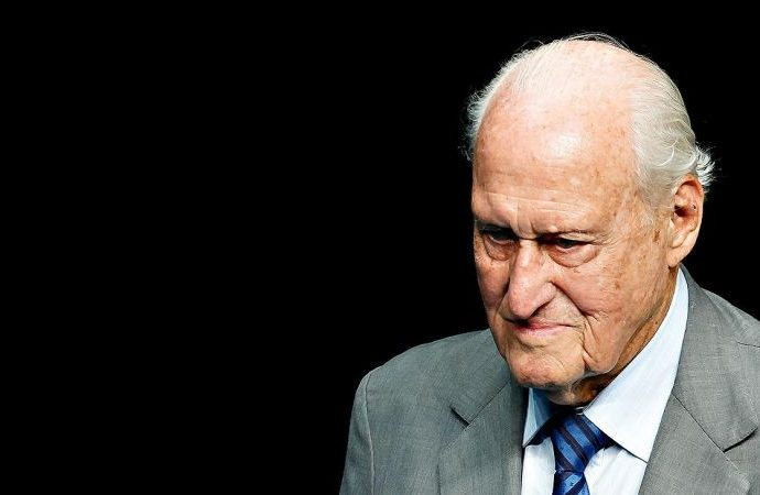 Former FIFA president, Havelange dies at 100