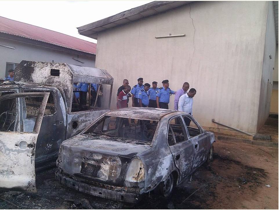 Militants Vigilantes Clash In Imo 1