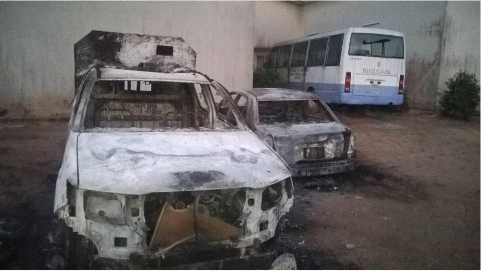 Militants Vigilantes Clash In Imo 3