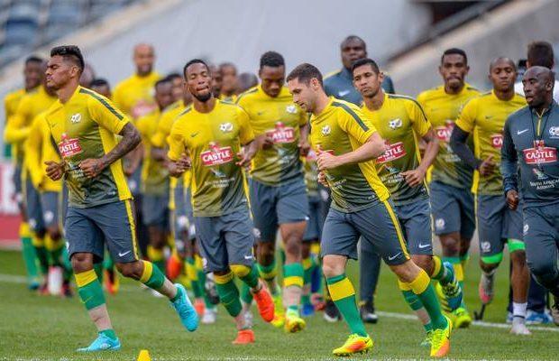 Bafana Bafana Squad 2037