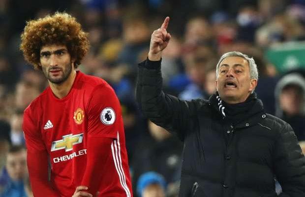 I will break my leg for Mourinho - Fellaini