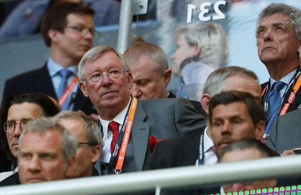 Europa League: What Mourinho told Sir Alex Ferguson after winning final