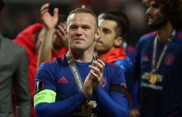 I have a lot of offers - Wayne Rooney hints at Manchester United exit