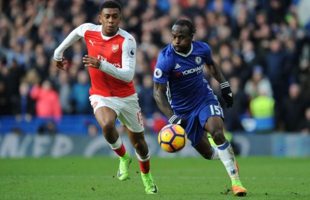 Chelsea will make Arsenal to leave with nothing this season - Victor Moses