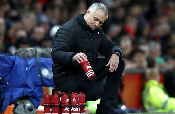 Mourinho Manchester United V Hull City Premier League