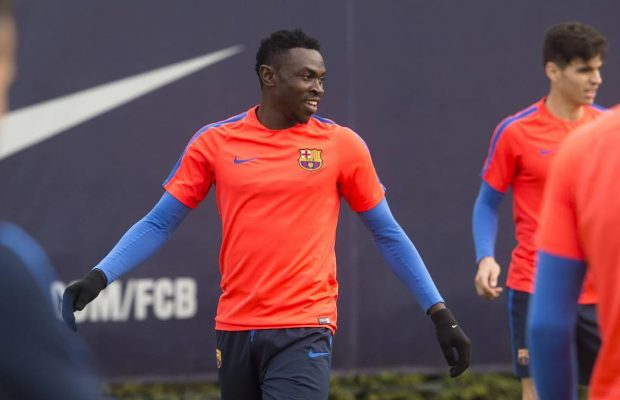I've trained with Messi at Barcelona - Nigeria U-20 star, Ezekiel Bassey