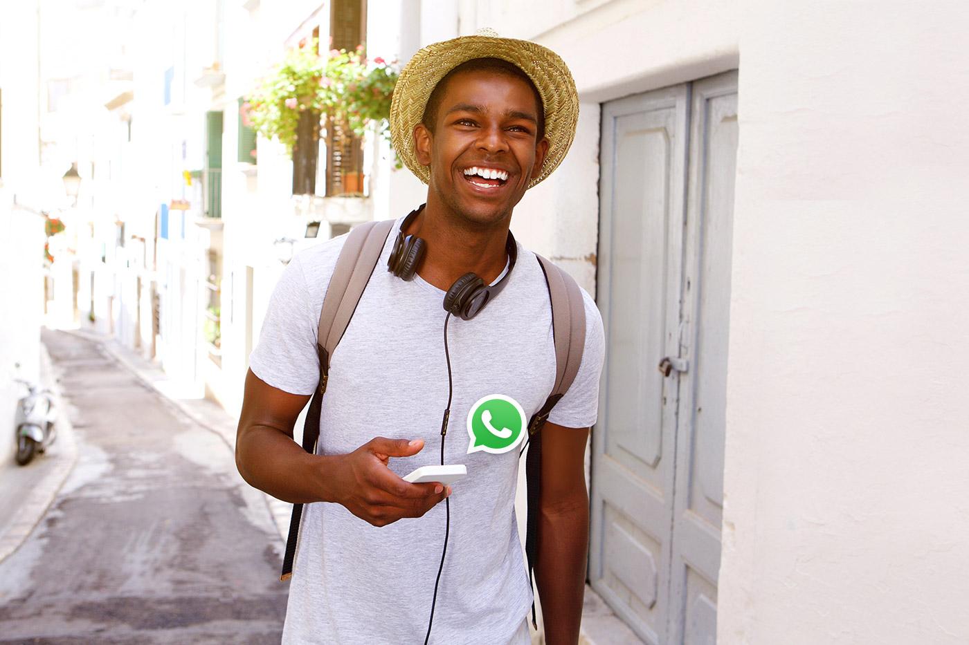 Free Whatsapp Roaming