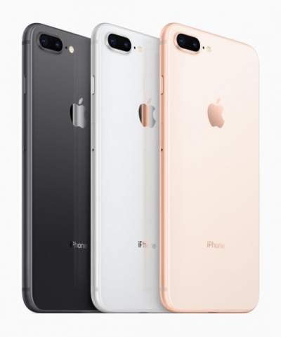 iPhone 8 Official: New Glass Design, Wireless Charging, And More (Photos)