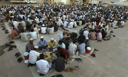 Ramadan Eating