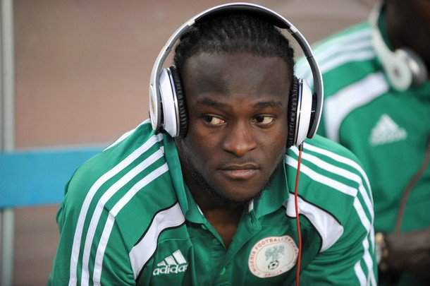 Victor Mosees_Super Eagles