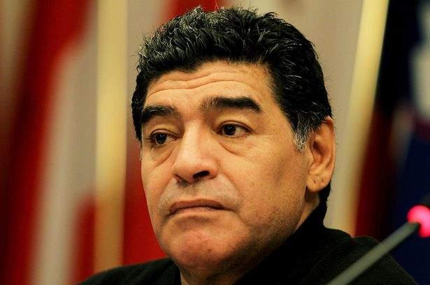 Champions League: Maradona describes Cristiano Ronaldo in two words