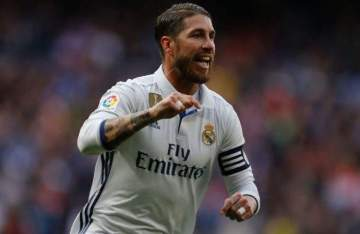 Ramos makes history in Real Madrid's 2-1 defeat to Girona