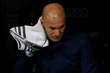 Zidane lists conditions to replace Sarri as Chelsea manager