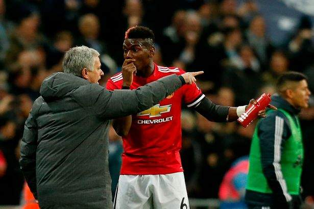 Mourinho reveals what he demands from Pogba ahead of Valencia tie