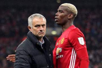 What Pogba said after Mourinho dropped him in Man United's 4-1 win over Fulham