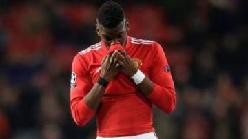 Manchester United to punish Pogba following Mourinho's sack