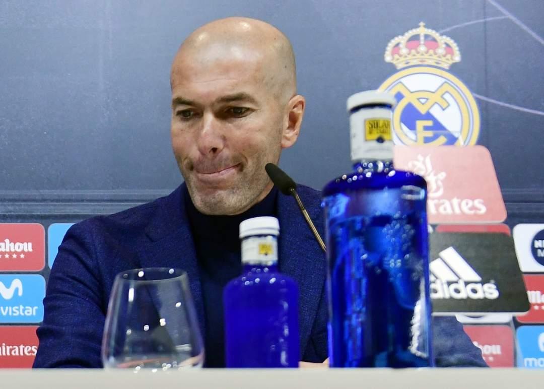 Zidanes Last Madrid Prezzer May2018
