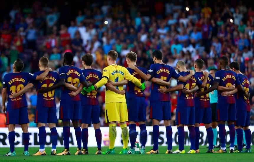 Barcelona%E2%80%99s Champions League Squad