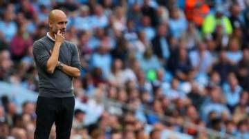 What Raheem Sterling, Guardiola said about controversial penalty in Man City 6-0 win over Shakhtar