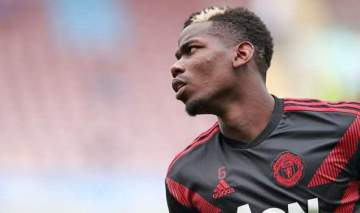 Again, Pogba attacked after Mourinho's sack