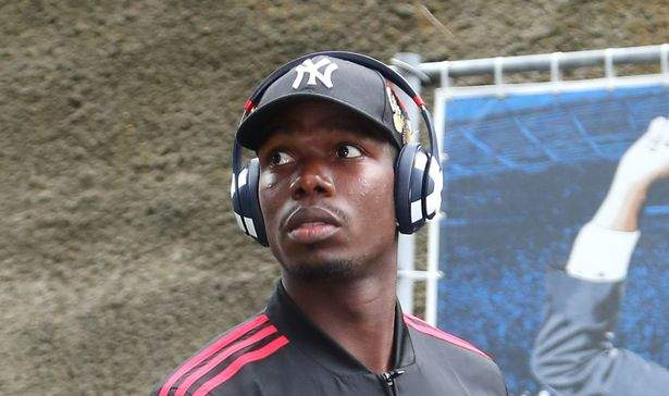 Image result for #10yearschallenge: Paul Pogba Shares Throwback Photos Of 10-Years