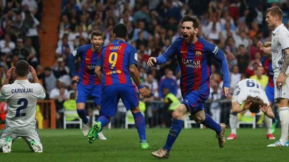 Barcelona Messi Final