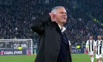Mourinho speaks on 2-1 win, reveals why he mocked Juventus fans