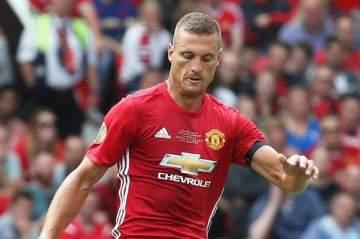 Nemanja Vidic names who caused Man United's 3-1 loss to Manchester City