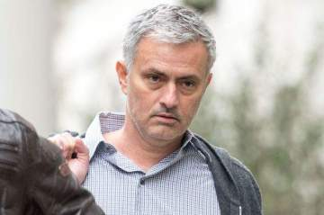 John Terry reacts to Mourinho's sack by Man United