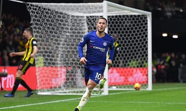 Hazard Watford Dec2018