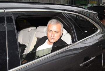 Mourinho's last words after Manchester United sack