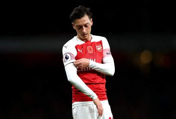 Arsenal legend reveals how much Ozil will be sold