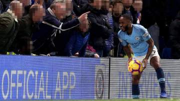 Chelsea take decision after fans allegedly abuse Raheem Sterling